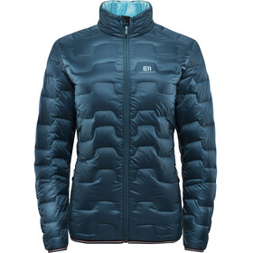 Elevenate W's Motion Down Jacket Petrol Blue